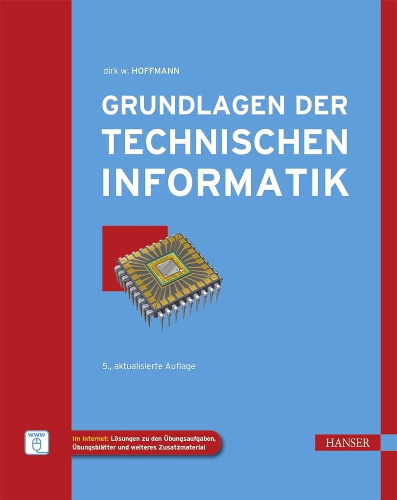 Grundlagen der Technischen Informatik als eBook...