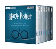 Harry Potter - Die Gesamtausgabe - gelesen von Felix von Manteuffel