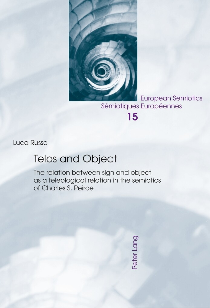 Telos and Object als Buch von Luca Russo