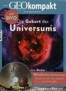 GEO kompakt / GEOkompakt mit DVD 51/2017 - Die Geburt des Universums