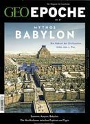 GEO Epoche 87/2017 - Babylon