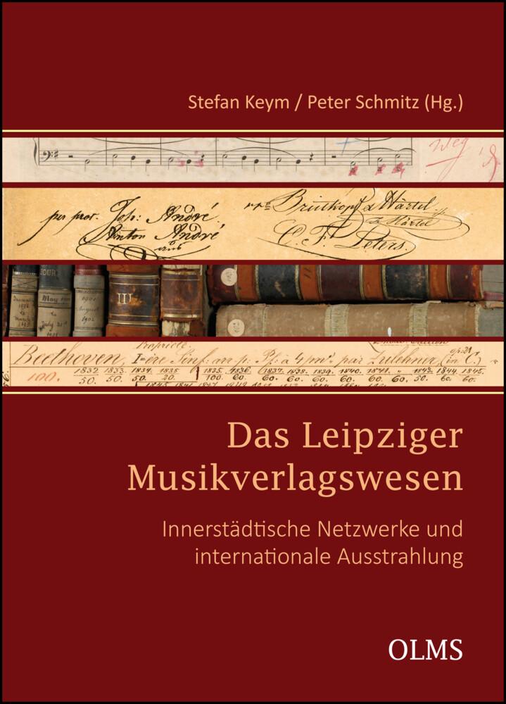 Das Leipziger Musikverlagswesen als Buch von