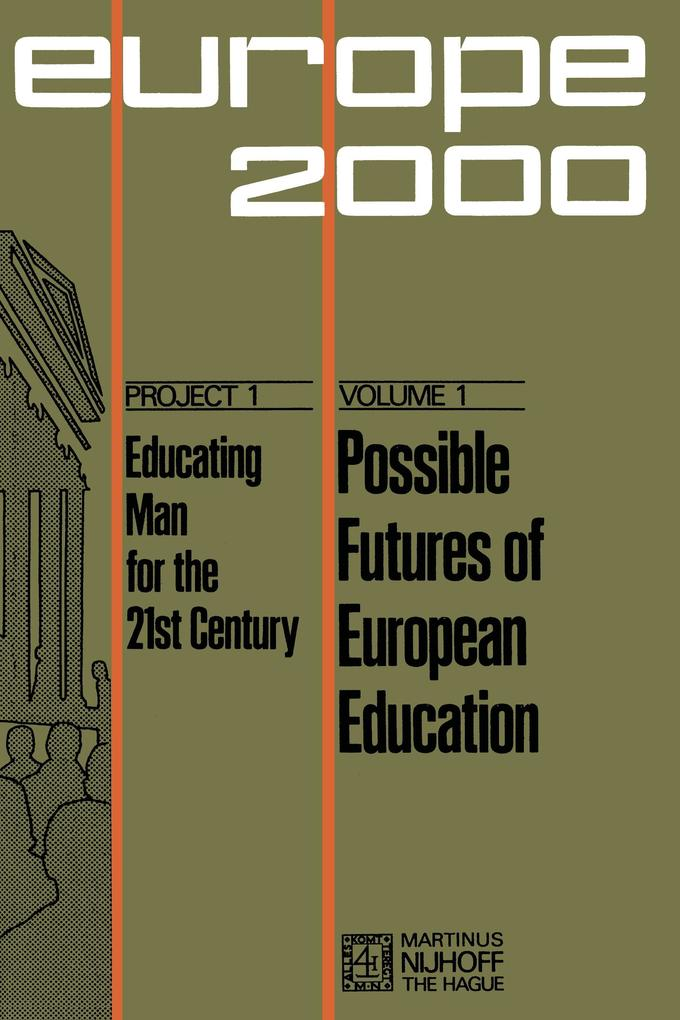 Possible Futures of European Education als Buch