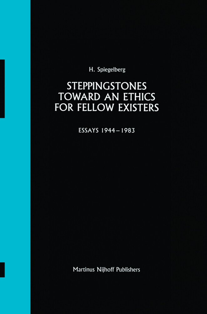 Steppingstones Toward an Ethics for Fellow Existers als Buch