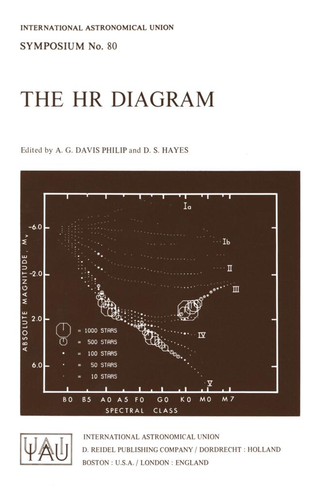 The HR Diagram als Buch