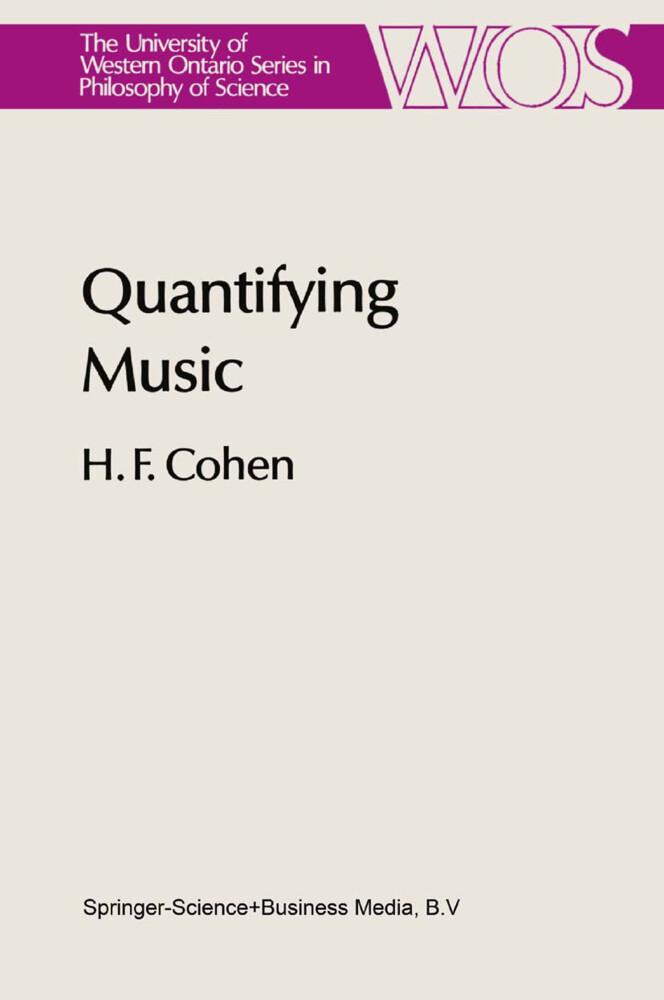 Quantifying Music als Buch