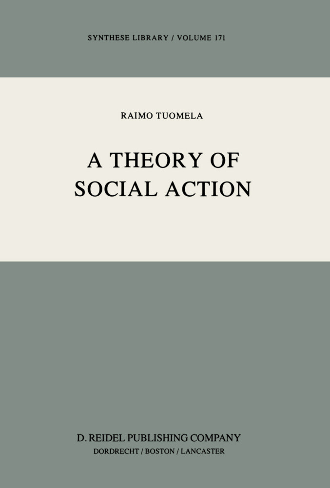 A Theory of Social Action als Buch