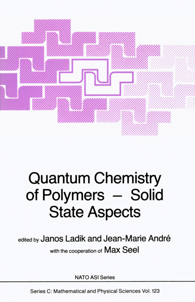 Quantum Chemistry of Polymers - Solid State Aspects als Buch