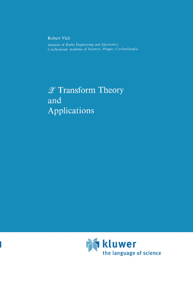 Z Transform Theory and Applications als Buch