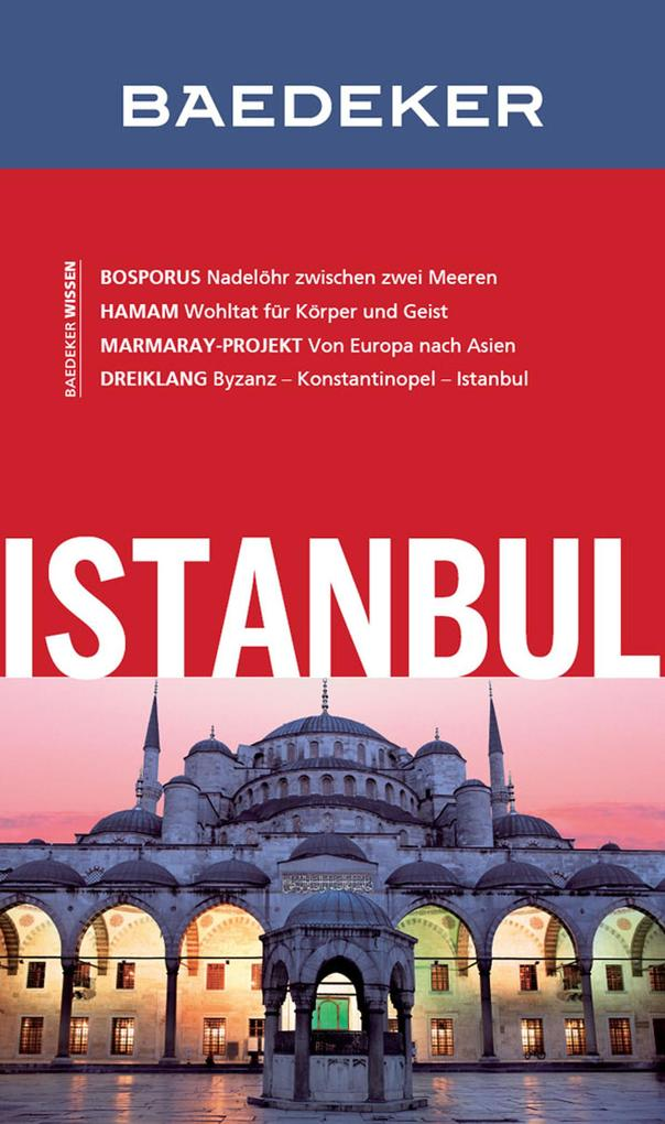 Baedeker Reiseführer Istanbul als eBook Downloa...