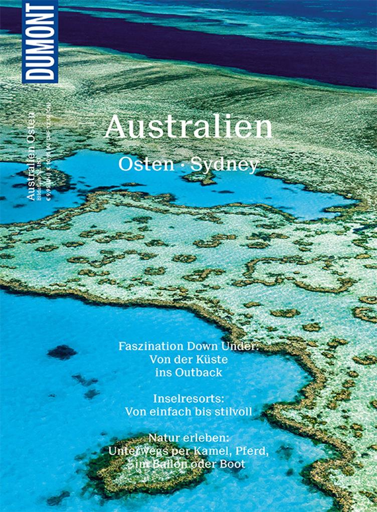 DuMont Bildatlas 183 Australien Osten, Sydney a...