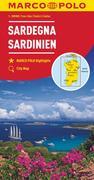 MARCO POLO Karte Sardinien 1:200 000