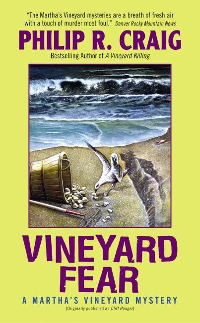 Vineyard Fear als Taschenbuch