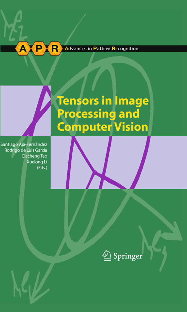Tensors in Image Processing and Computer Vision...