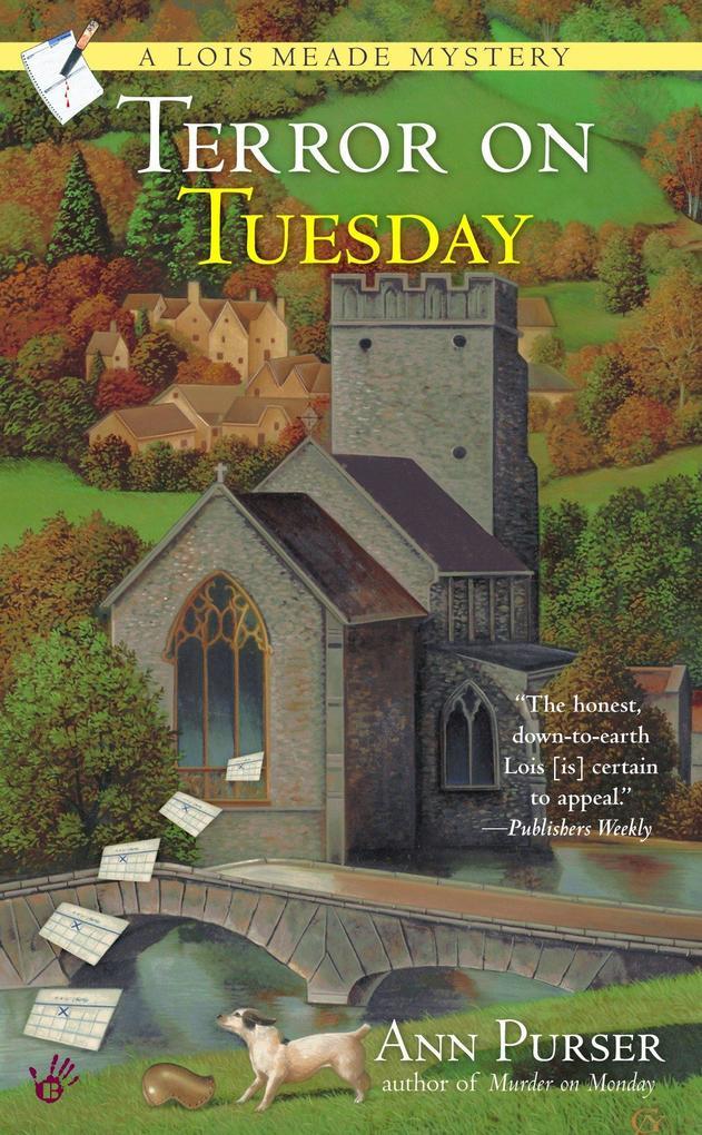 Terror on Tuesday als Taschenbuch