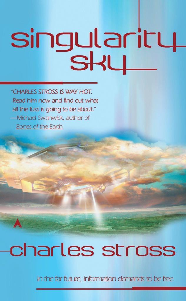 Singularity Sky als Taschenbuch