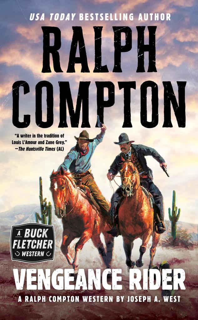 Ralph Compton Vengeance Rider als Taschenbuch