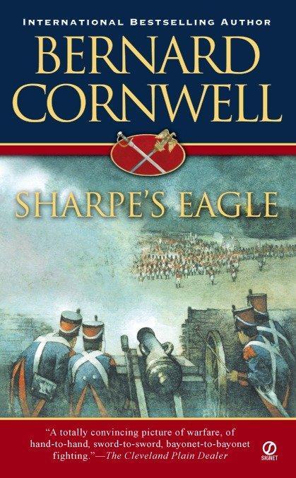 Sharpe's Eagle als Taschenbuch
