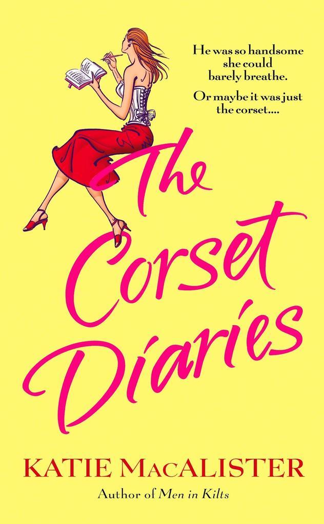 The Corset Diaries als Taschenbuch