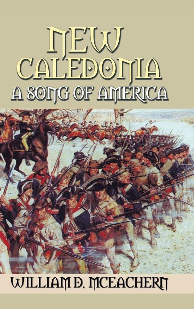 New Caledonia als Buch von William D. McEachern