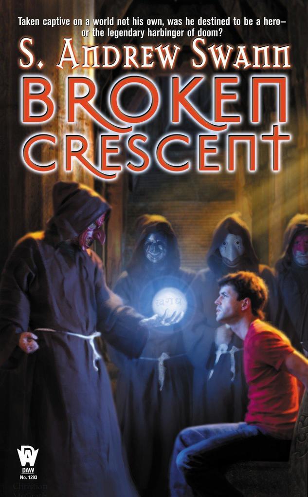 Broken Crescent als Taschenbuch