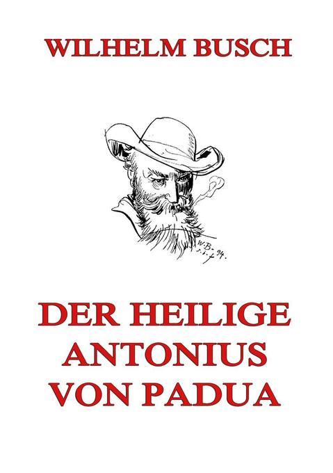 Der heilige Antonius von Padua als Buch