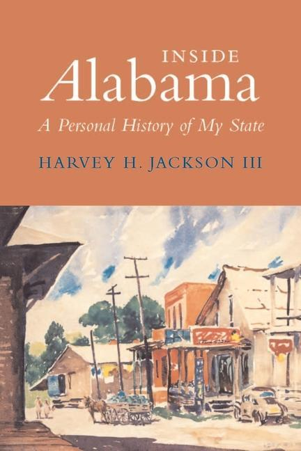 Inside Alabama: A Personal History of My State als Taschenbuch