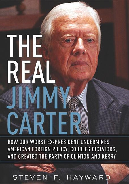 REAL JIMMY CARTER als Buch