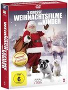 Die große Weihnachtsfilm-Box für Kinder