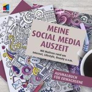 Meine Social Media Auszeit als Buch von