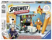 tiptoi® mini Spielwelt Feuerwehr: Gefahrguteinsatz