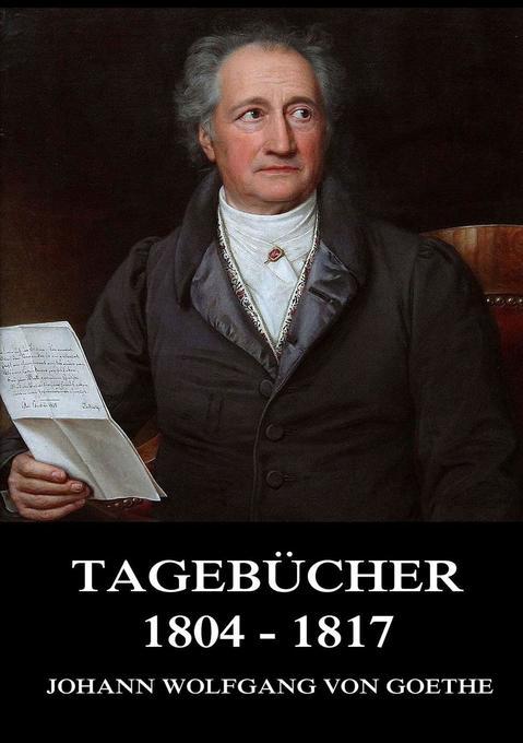 Tagebücher 1804 - 1817 als Buch