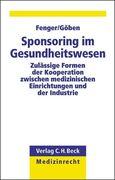 Sponsoring im Gesundheitswesen