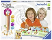 tiptoi® Starter-Set Mein Wörter-Bilderbuch Unser Zuhause