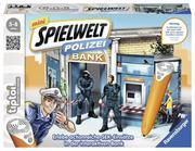 tiptoi® mini Spielwelt Polizei: SEK Einsatz
