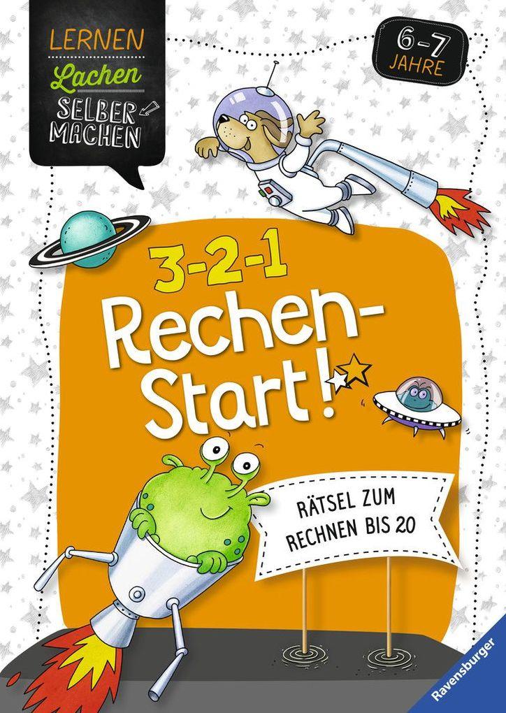 3-2-1 Rechen-Start! als Mängelexemplar