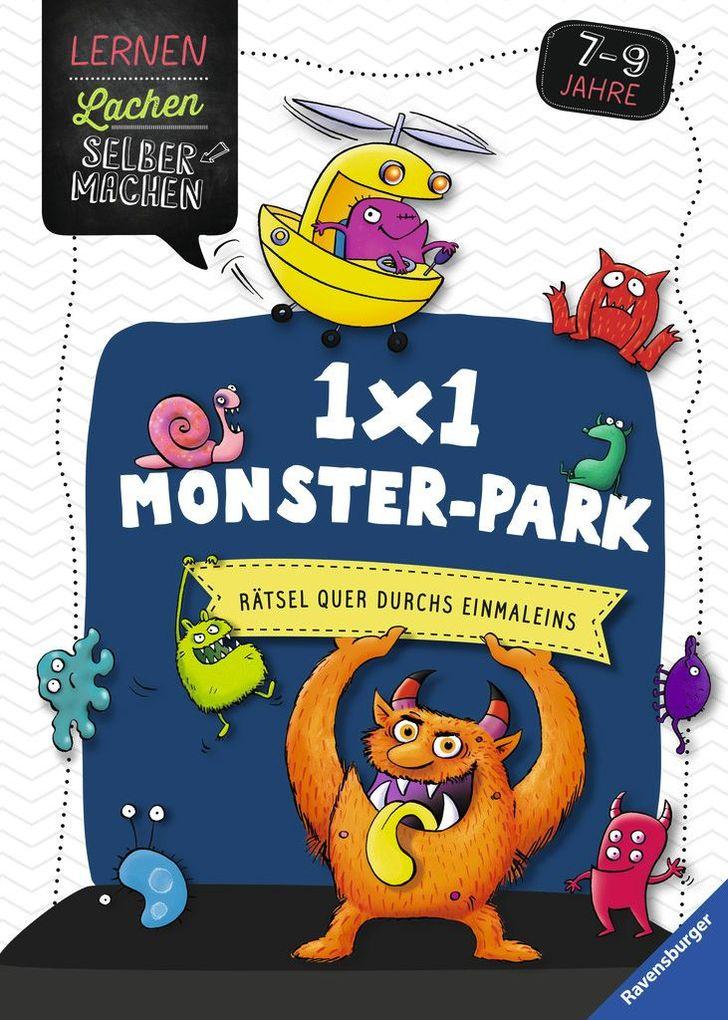 1x1 Monster-Park als Buch von Ellen Müller
