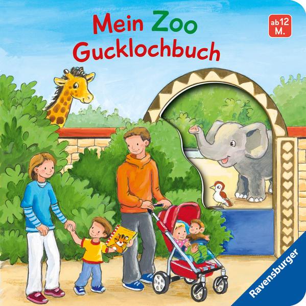 Mein Zoo Gucklochbuch als Buch