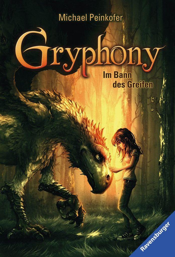 Gryphony 01: Im Bann des Greifen als Mängelexemplar