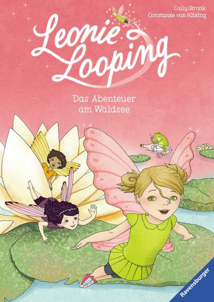 Leonie Looping 02: Das Abenteuer am Waldsee als Buch