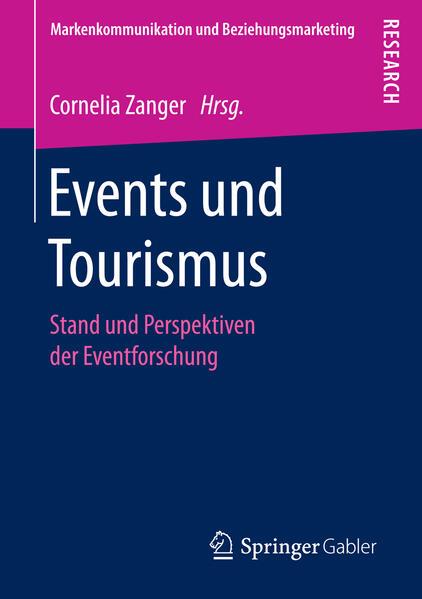 Events und Tourismus als Buch von