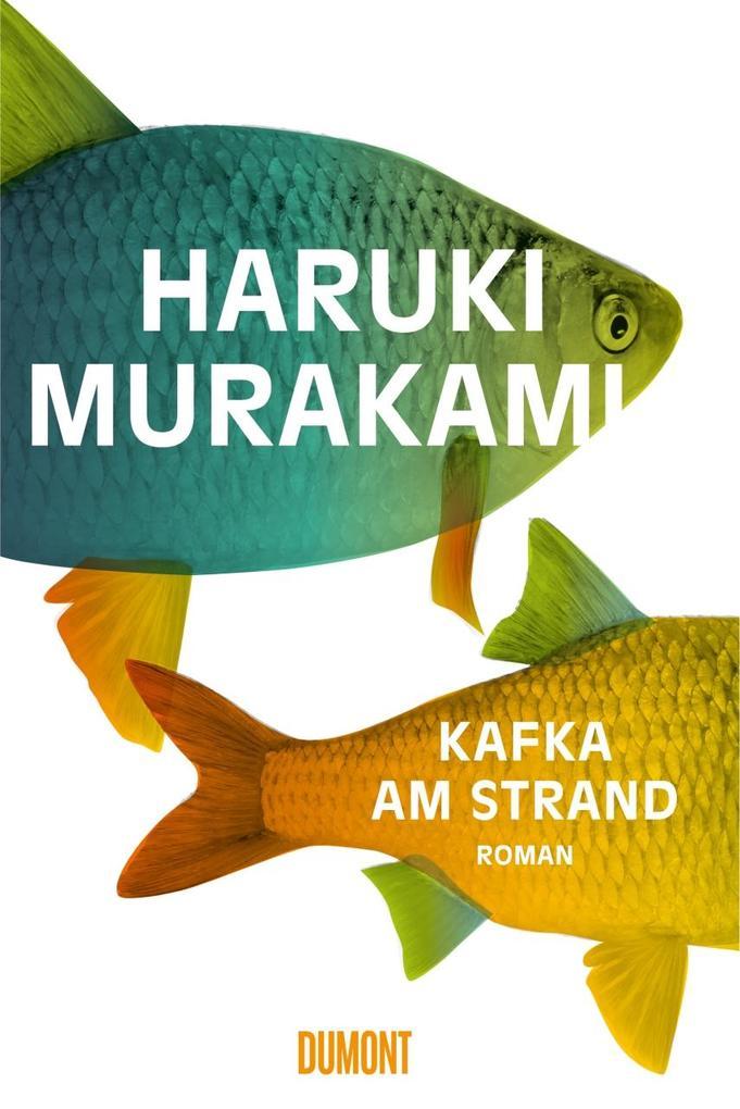 Kafka am Strand als Buch