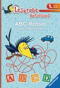 ABC-Rätsel zum Lesenlernen (1. Lesestufe)
