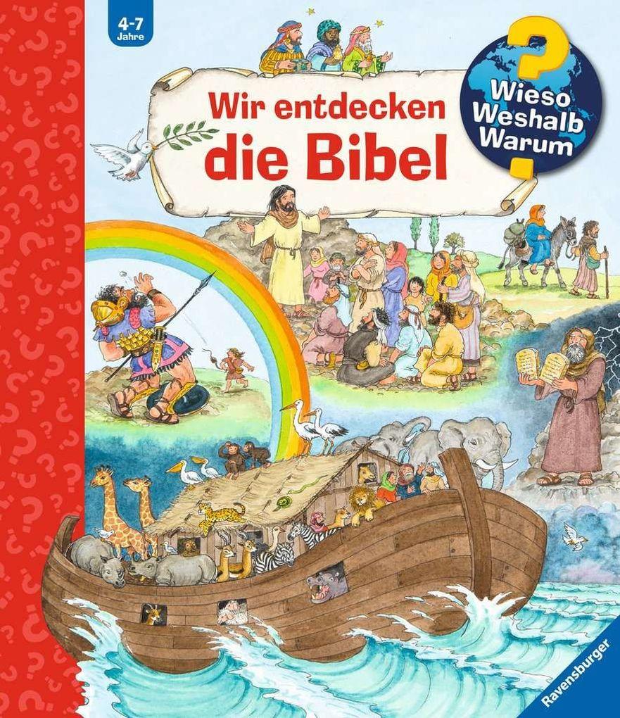 Wir entdecken die Bibel als Buch