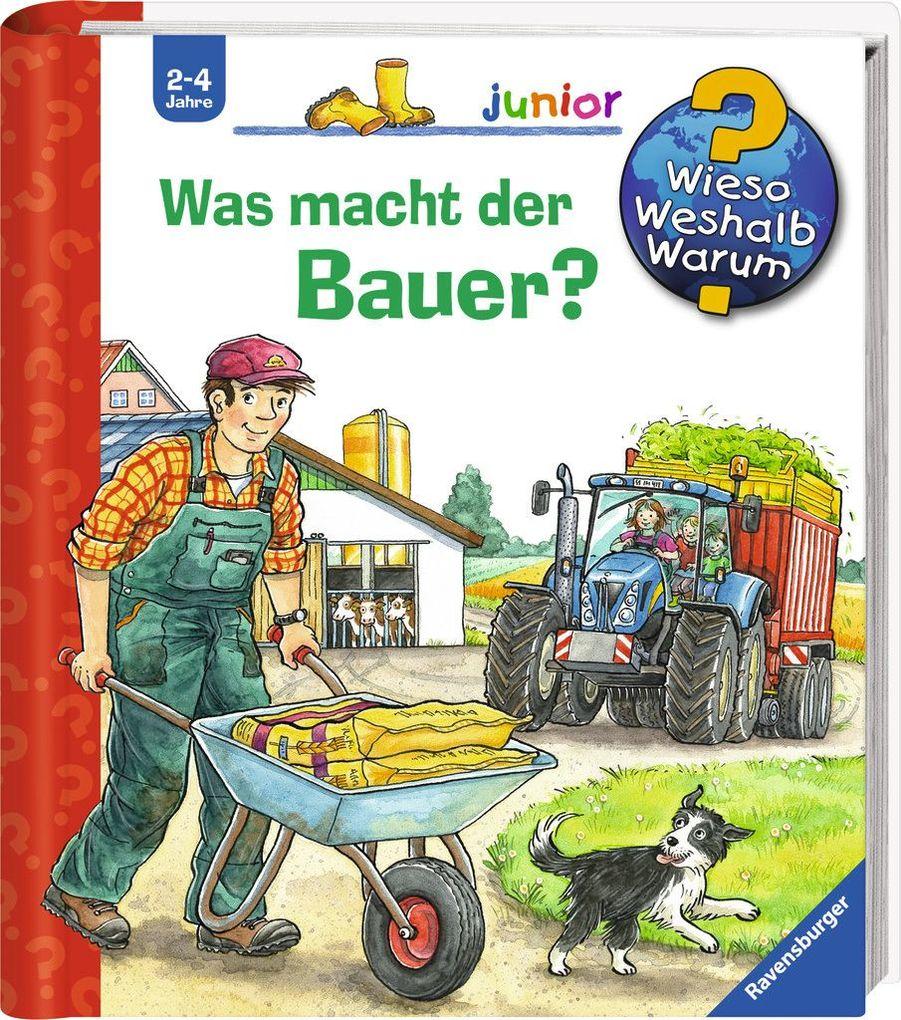 Was macht der Bauer? als Buch