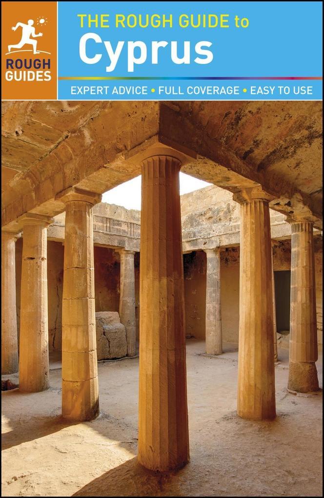 Rough Guide to Cyprus als eBook Download von Ro...