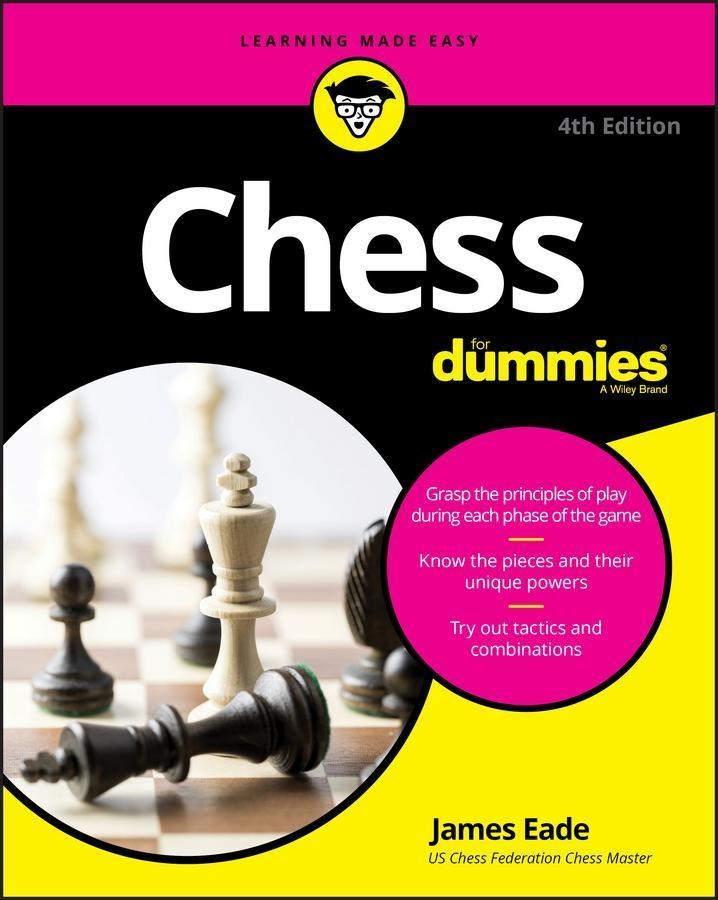 Chess For Dummies als eBook Download von James ...