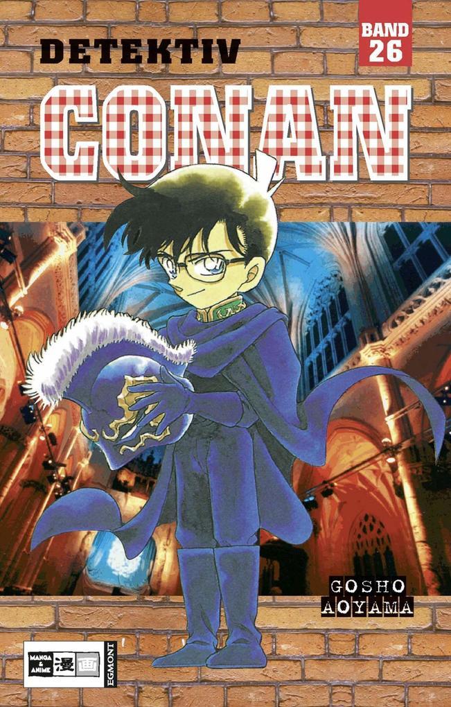 Detektiv Conan 26 als Buch