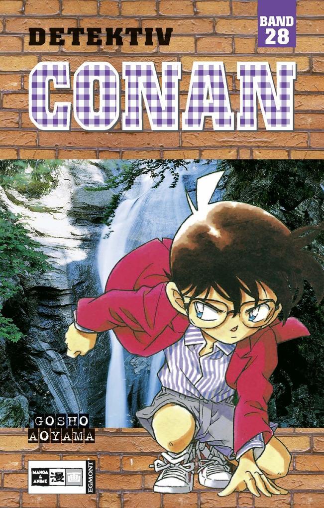 Detektiv Conan 28 als Buch