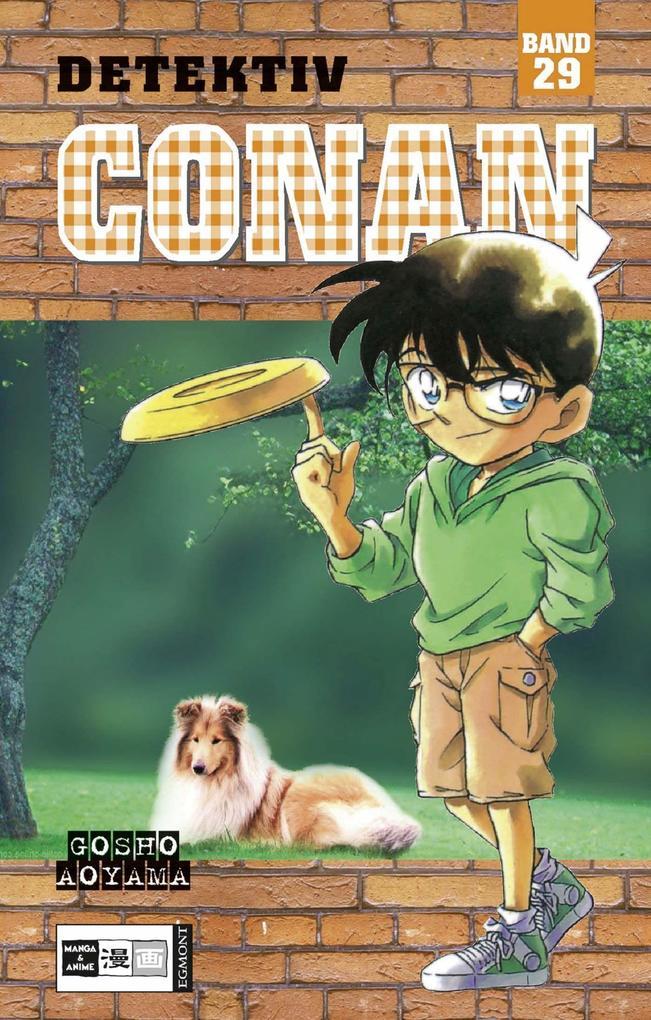 Detektiv Conan 29 als Buch